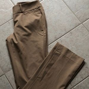 NWOT The Limited Drew Fit pants